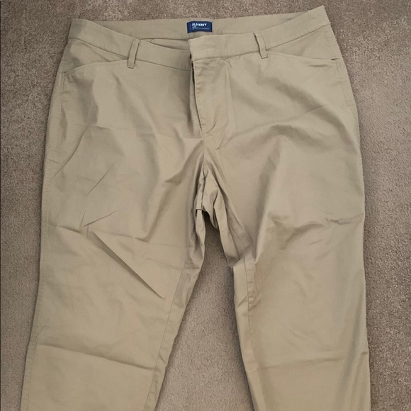 Old Navy Pants - Khaki pants